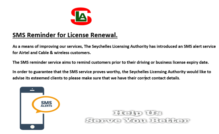 Seychelles Licensing Authority | SLA Official Website